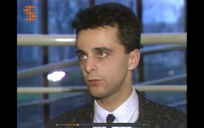 JT de la RTBF en 1986
